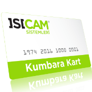 Isıcam Login Card